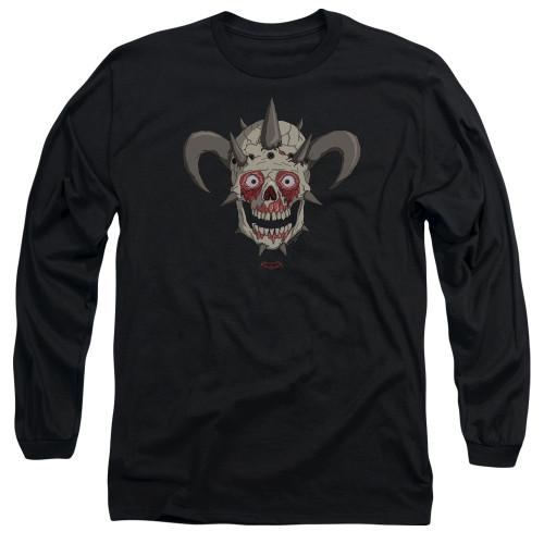 Image for Metalocalypse Long Sleeve Shirt - Facebones