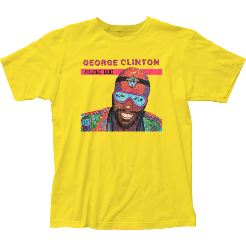 Image for George Clinton Atomic Dog T-Shirt