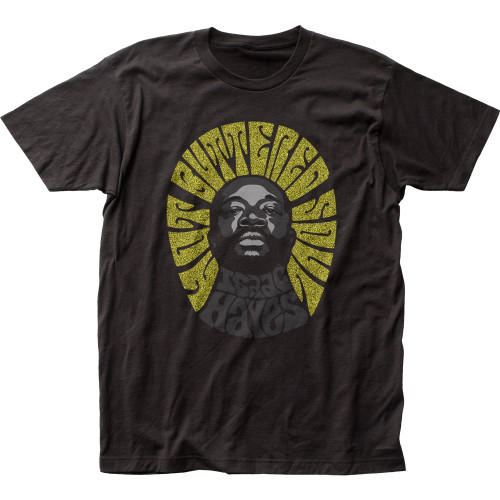 Image for Isaac Hayes Hot Buttered Soul T-Shirt