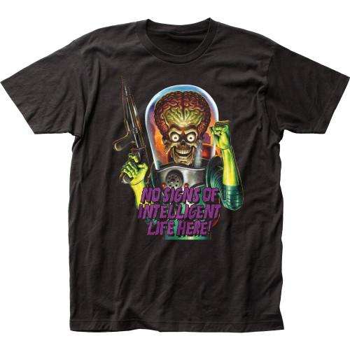 Image for Mars Attacks T-Shirt - Intelligent Life
