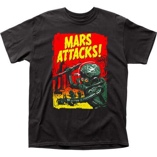 Image for Mars Attacks T-Shirt - Gradient Poster