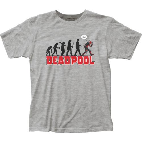 Image for Deadpool T-Shirt - Evolution
