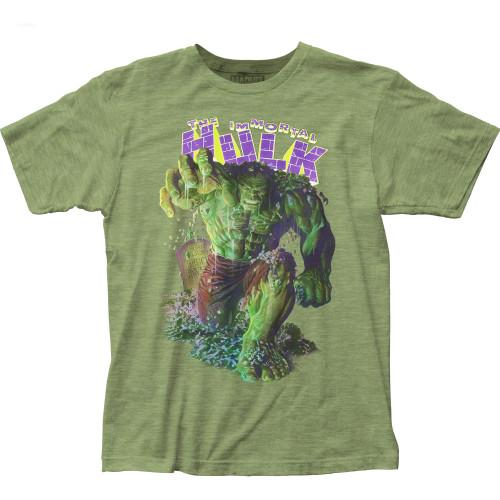 Image for The Hulk T-Shirt - Immortal Hulk
