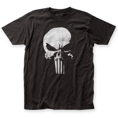Image for The Punisher T-Shirt - Dark Logo