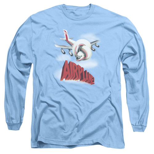 Image for Airplane Long Sleeve Shirt - Logo