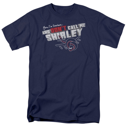 Image for Airplane T-Shirt - Don't Call Me Shirley