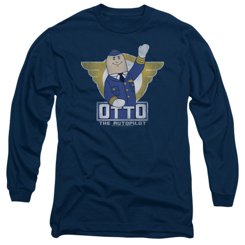 Image for Airplane Long Sleeve Shirt - Otto