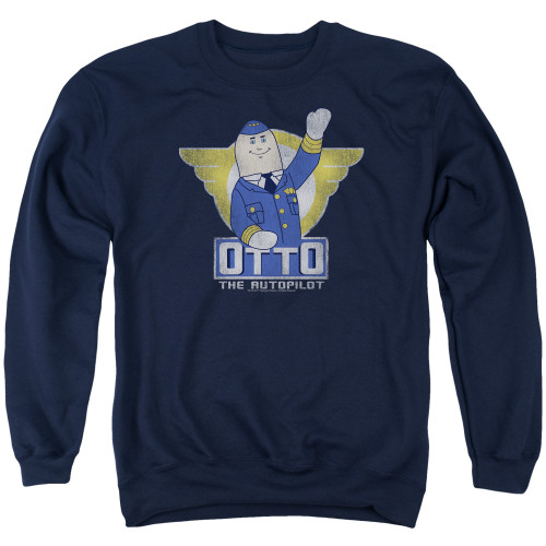 Image for Airplane Crewneck - Otto