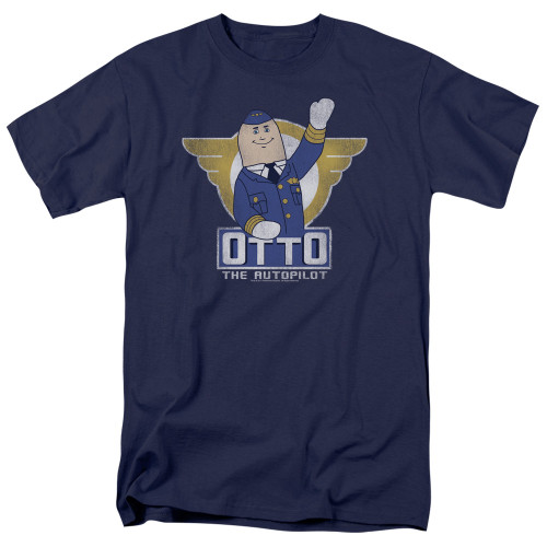 Image for Airplane T-Shirt - Otto