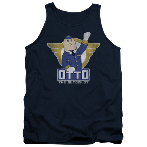 Image for Airplane Tank Top - Otto