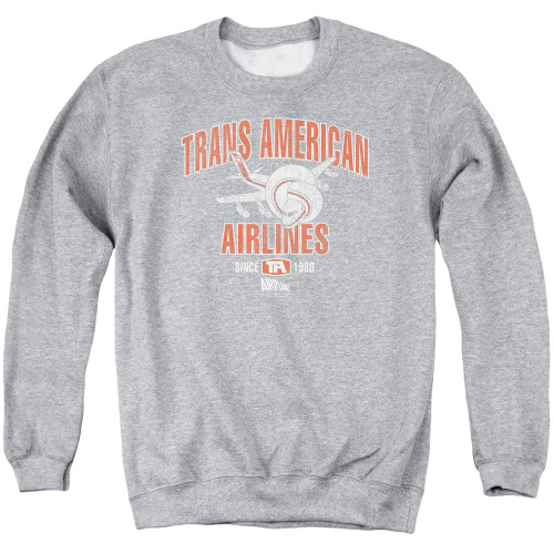 Image for Airplane Crewneck - Trans American Airlines