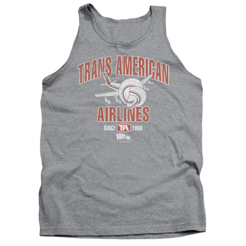 Image for Airplane Tank Top - Trans American Airlines