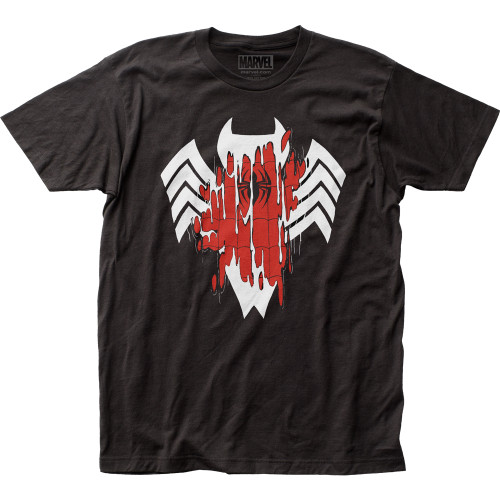 Image for Venom T-Shirt - Transforming