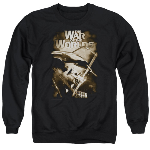 Image for War of the Worlds Crewneck - Death Rays