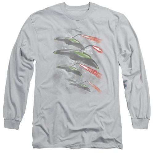 Image for War of the Worlds Long Sleeve Shirt - Invasion