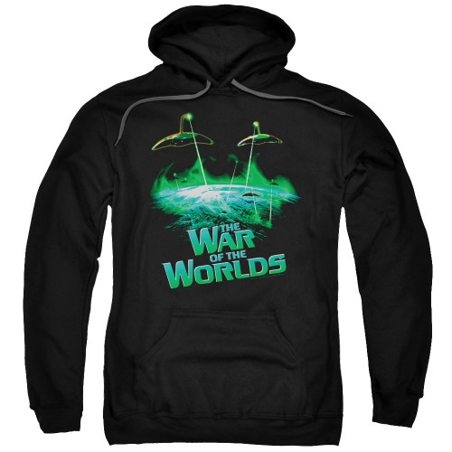 Image for War of the Worlds Hoodie - Global Attack