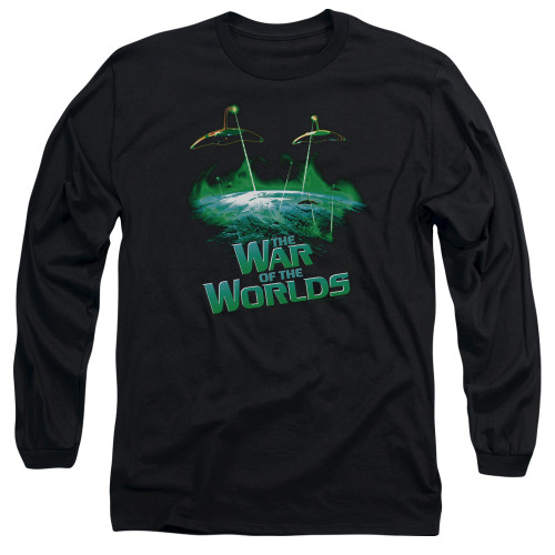 Image for War of the Worlds Long Sleeve Shirt - Global Attack
