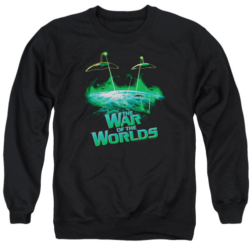 Image for War of the Worlds Crewneck - Global Attack