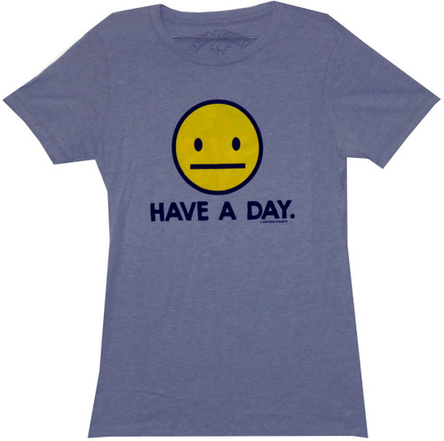 Image for David & Goliath Girls T-Shirt - Have a Day