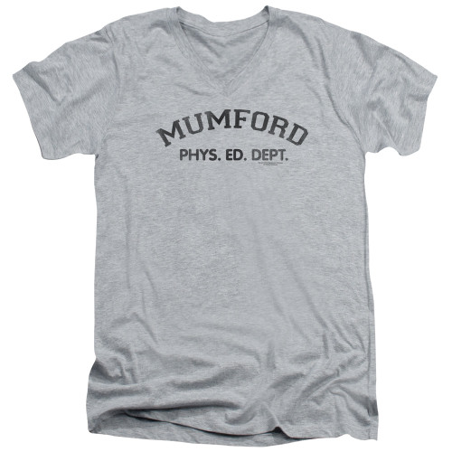 Image for Beverly Hills Cop V Neck T-Shirt - Mumford
