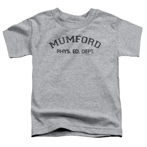 Image for Beverly Hills Cop Mumford Poster Toddler T-Shirt