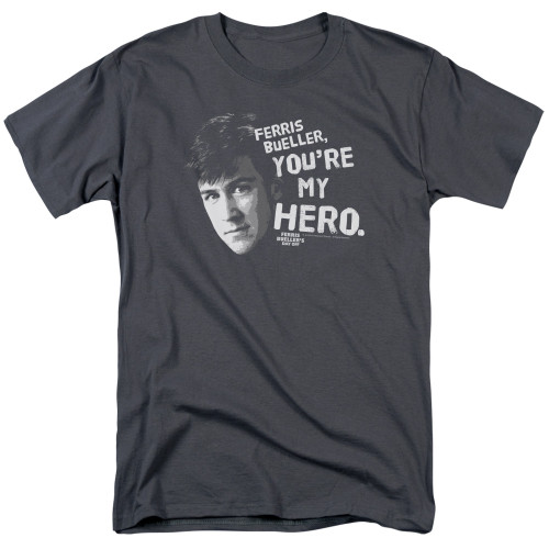 Image for Ferris Bueller's Day Off T-Shirt - My Hero