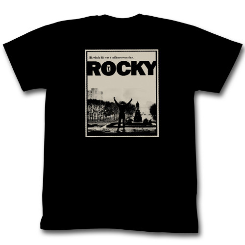 Image for Rocky T-Shirt - Million to One