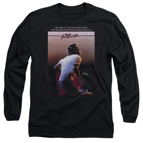 Image for Footloose Long Sleeve Shirt - Poster