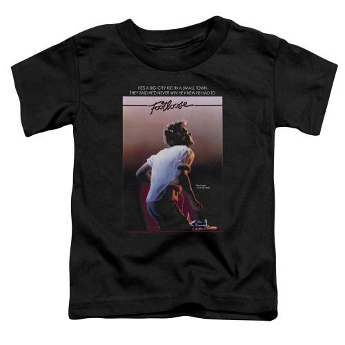 Image for Footloose Poster Poster Toddler T-Shirt