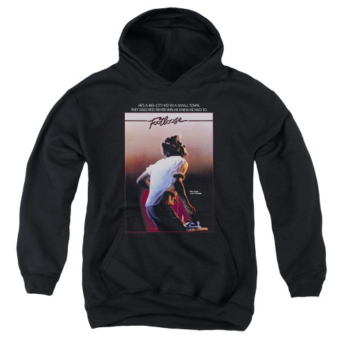 Image for Footloose Youth Hoodie - Poster
