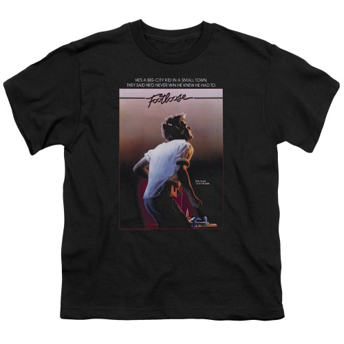 Image for Footloose Youth T-Shirt - Poster