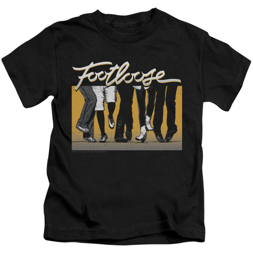 Image for Footloose Dance Party Kid's T-Shirt