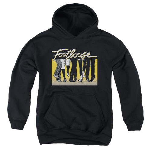Image for Footloose Youth Hoodie - Dance Party