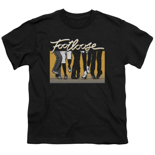 Image for Footloose Youth T-Shirt - Dance Party