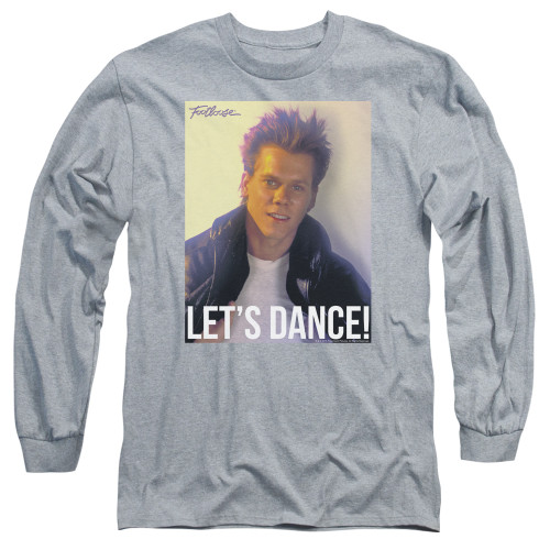 Image for Footloose Long Sleeve Shirt - Let's Dance