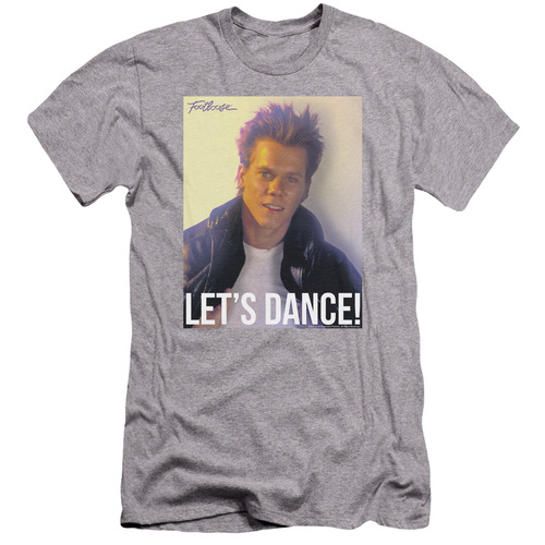 Image for Footloose Premium Canvas Premium Shirt - Let's Dance