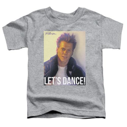 Image for Footloose Let's Dance Poster Toddler T-Shirt