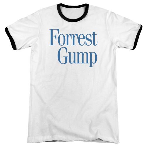 Image for Forrest Gump Ringer - Logo