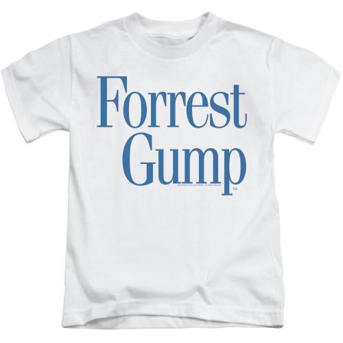 Image for Forrest Gump Logo Kid's T-Shirt