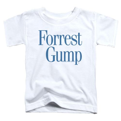 Image for Forrest Gump Logo Poster Toddler T-Shirt