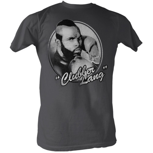 Image for Rocky T-Shirt - Clubber Lang Attitude