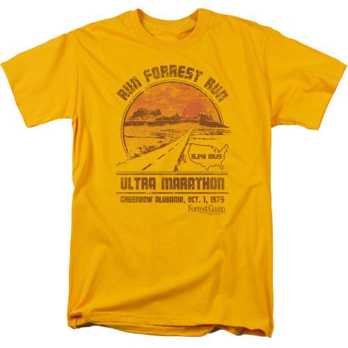 Image for Forrest Gump T-Shirt - Ultra Marathon