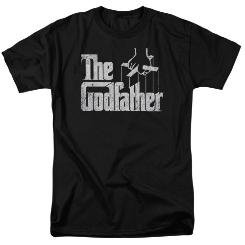 Image for The Godfather T-Shirt - Logo