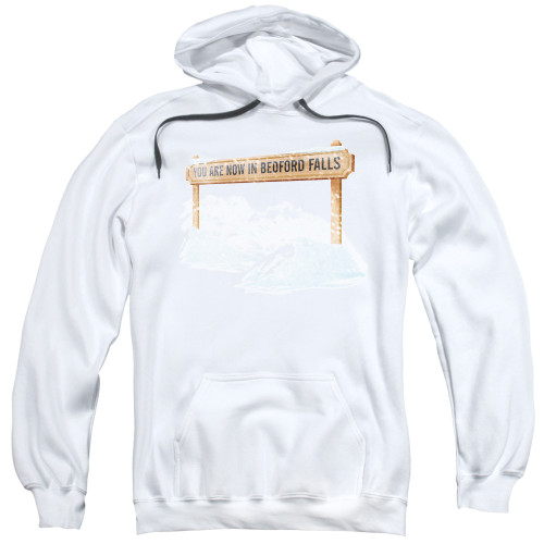 Image for It's a Wonderful Life Hoodie - Beford Falls