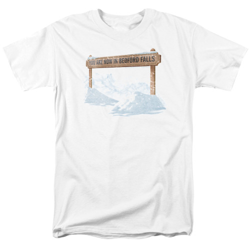 Image for It's a Wonderful Life T-Shirt - Beford Falls