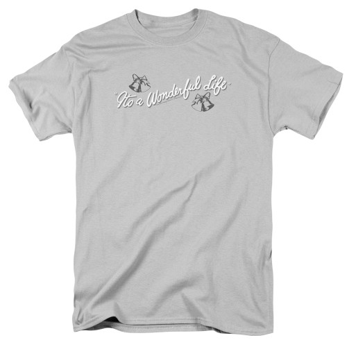 Image for It's a Wonderful Life T-Shirt - Logo