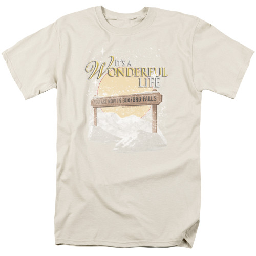 Image for It's a Wonderful Life T-Shirt - Wonderful Story