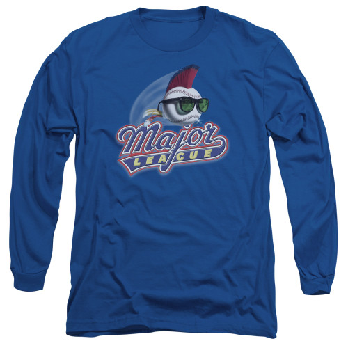 Image for Major League Long Sleeve Shirt - Title