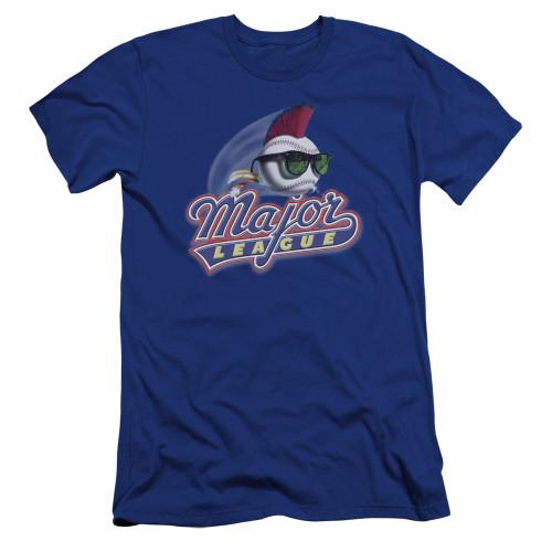 Image for Major League Premium Canvas Premium Shirt - Title