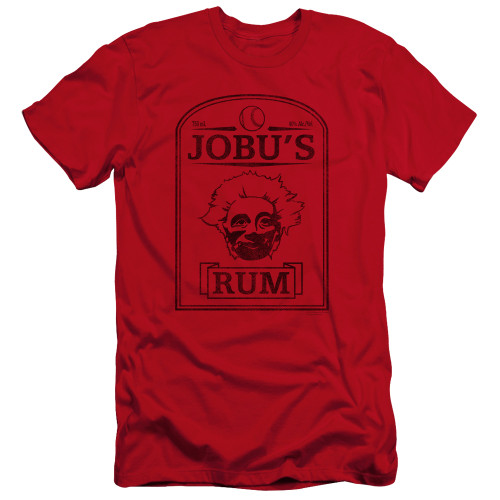 Image for Major League Premium Canvas Premium Shirt - Jobu's Rum